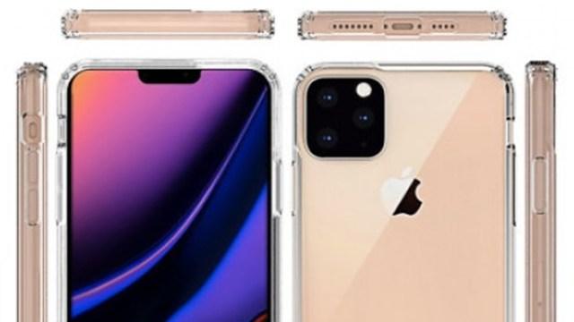 เผยเคส iPhone 11 Max  ยังเป็นพอร์ต Lightning มีกล้องหลังทรงสี่เหลี่ยม