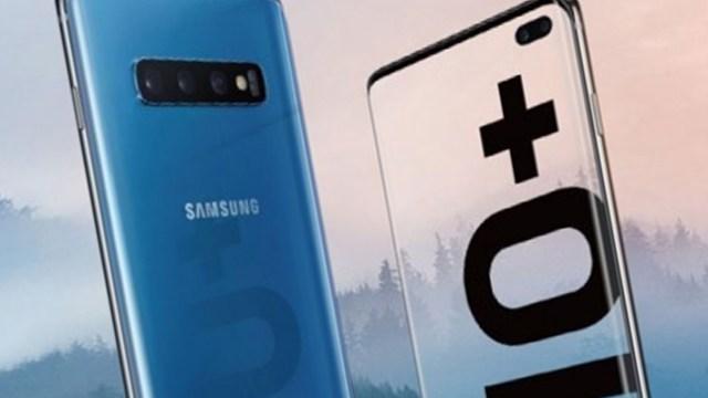 Samsung เตรียมขาย Galaxy S10 / S10+ สีน้ำเงิน (Smoke Wave Blue) ในจีน