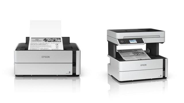 Epson ส่ง EcoTank M-Series พรินเตอร์แท็งค์แท้ขาวดำสุดประหยัดลุยตลาด