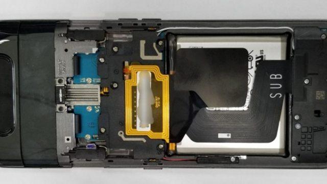 เผยกลไกกล้อง Samsung Galaxy A80 ทำงานด้วยมอเตอร์ตัวเดียว