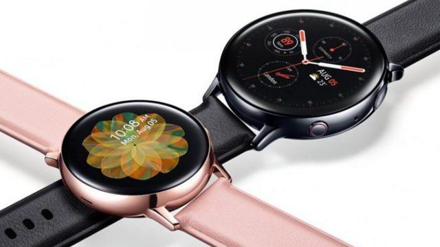 เผยสเปคพร้อมเรนเดอร์ของ Samsung Galaxy Watch Active 2