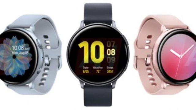 เผยสเปคสี Samsung Galaxy Watch Active 2 ทุกรุ่นที่วางขาย