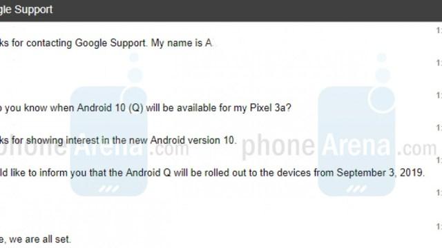 Google เปรยเตรียมปล่อย Android 10 วันที่ 3 ก.ย.นี้ เริ่มที่ Pixel