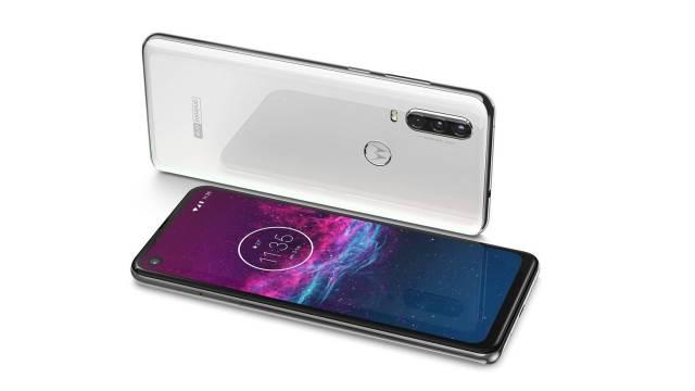 เปิดตัว Motorola One Action ชูสเปคกล้อง Ultrawide มีจอ 21:9