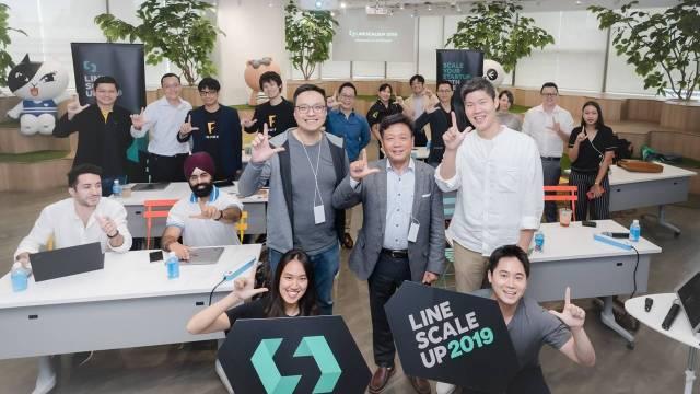 LINE ScaleUp 2019 ติดปีกความเร็วยูนิคอร์นไทย พิชิตเป้าหมายสตาร์ทอัพระดับโลก