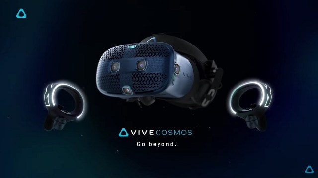 HTC Vive Cosmos VR รุ่นใหม่ เตรียมเปิดตัว 3 ต.ค. นี้ สนนราคา 699 เหรียญฯ