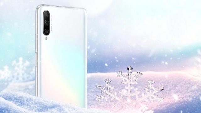 Honor 9X เปิดตัวสีใหม่ ขาว ( Icelandic White) ยังขายเฉพาะในจีน