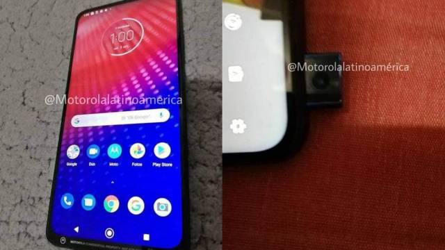 หลุดภาพ Motorola รุ่นใหม่ เผยให้เห็นกล้องหน้าเซลฟี่แบบป๊อปอัพ
