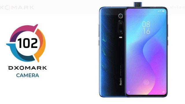 Redmi K20 Pro ตบ iPhone XR ในการทดสอบกล้องของ DxOMark