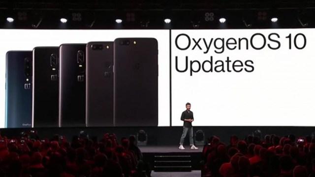 OnePlus 6 และ 6T เริ่มรับการอัปเดต OxygenOS 10 แล้ว