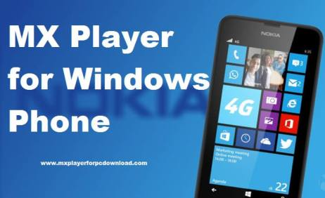 mx player for windowsphone