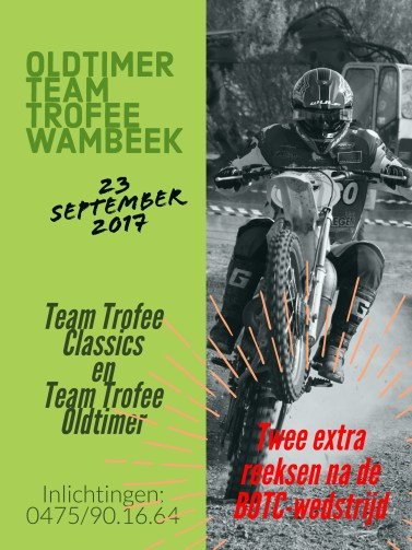 Oldtimer Team Trofee Wambeek