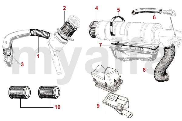 alfa romeo giulietta fuel filter