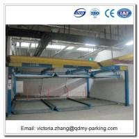 mechanical underground parking garage design