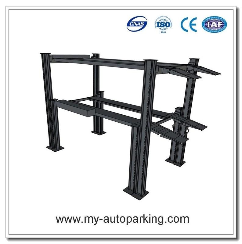 4 Post Car Lift/Four-Post Lift Used/Used 4 Post Car Lift