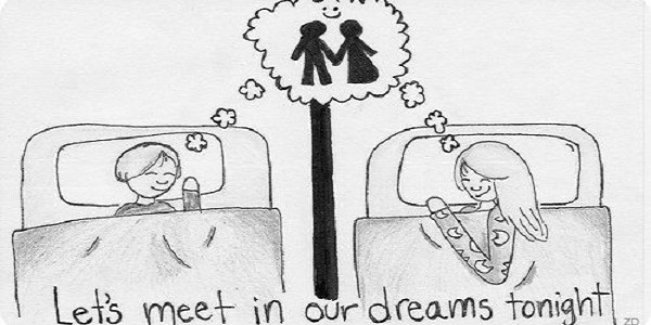 dealing with distance in a relationship