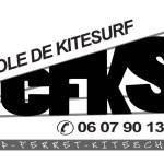Logo de la Cap Ferret Kite School