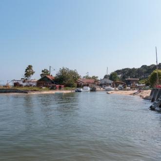 Les Jacquets village du Cap Ferret