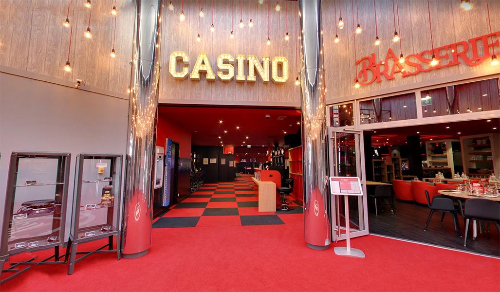 Casino à proximité de Lège Cap Ferret