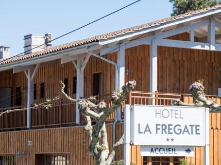Hôtel la Frégate ***