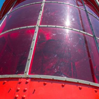 Haut du phare du Cap Ferret