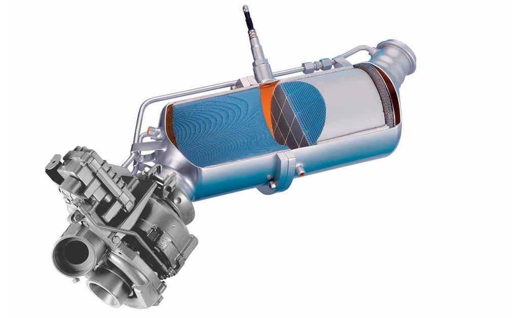 diesel particulate filter mein