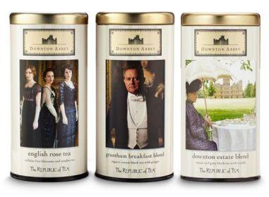 the Downton Abbey