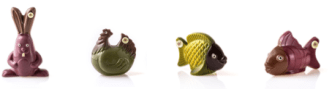 Chocolats végétaux Hugo & Victor