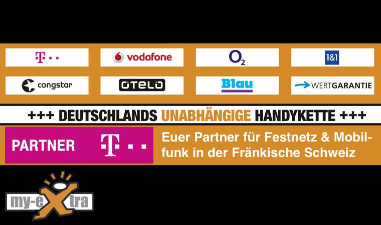 Euer Partner für Festnetz und Mobilfunk - my-eXtra Ebermannstadt