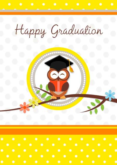 Printable Graduation Cards