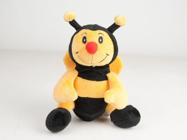 Plush Bijen knuffel 20 cm