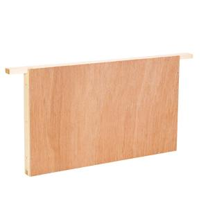 Spaarkast Broedkamerramen – sluitblok hout