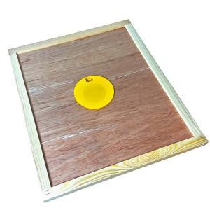 Dadant Blatt 10-raams - ingekaderde bijenuitlaat