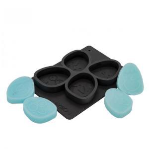 Lyson zeepmal - voor 4 zeepjes smileys [FM014]