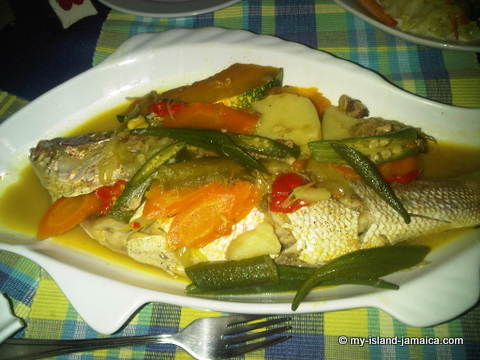 Authentic Jamaican Fish Recipes Steamed Fried Jerked