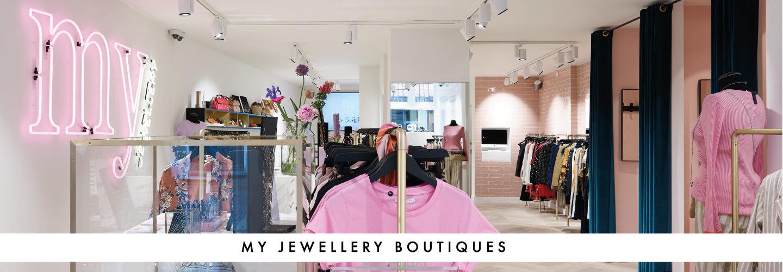 My Jewellery winkels