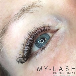 Wimperextensions One by One