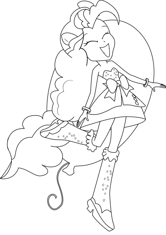 Apron Coloring Page Coloring Pages