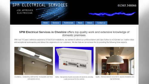 small resolution of spm electrical electrician in cheshire