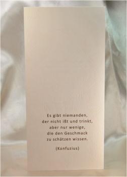 wwwmyownstoryde  Menkarte aus dem Hochzeitskarten