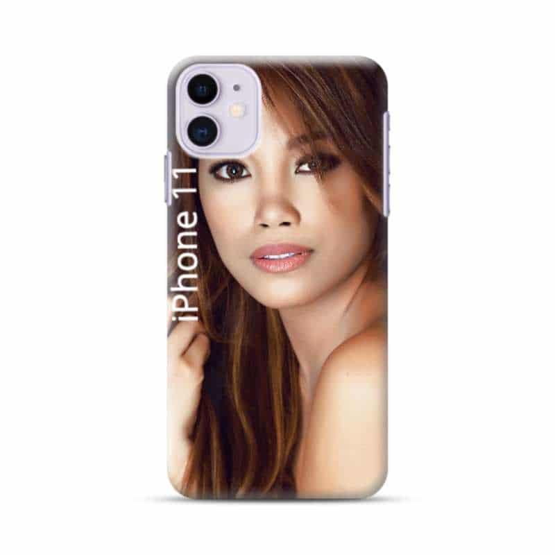 coque personnalisable souple en gel iphone 11