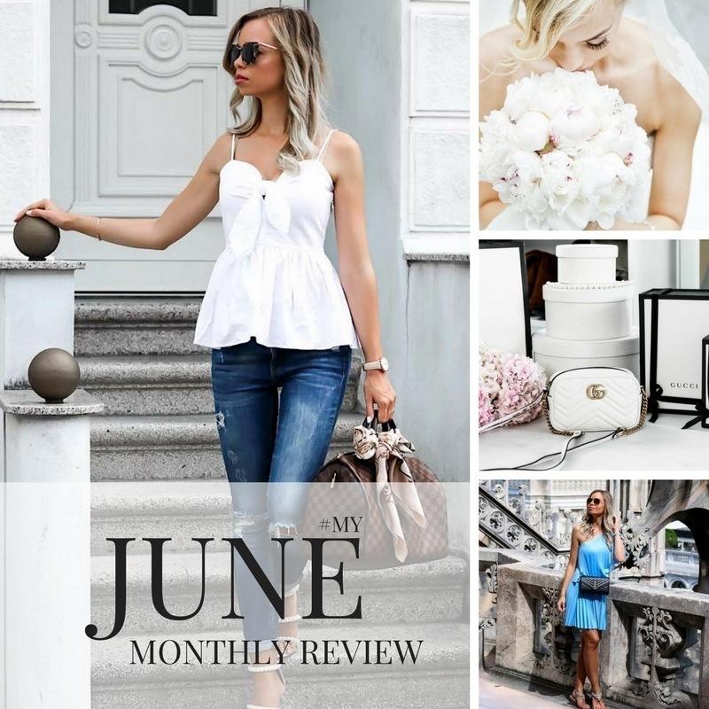 Monthly Review June 2017 - Mein Juni