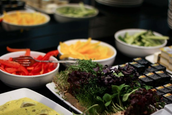 Breakfast Buffet Melia Vienna