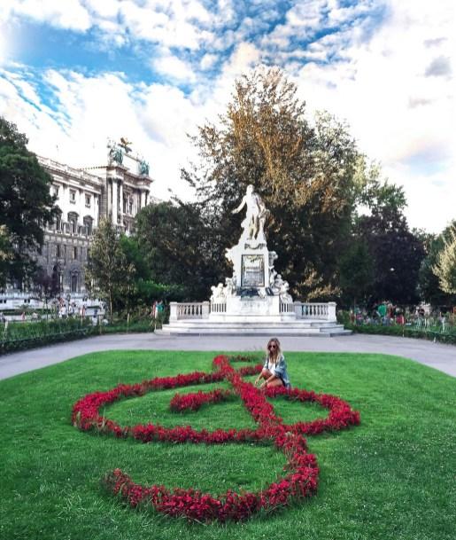 Vienna Travel Guide Mozart Statue