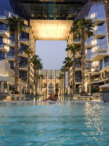 Hotel Review Viceroy FIVE the Palm Dubai-32
