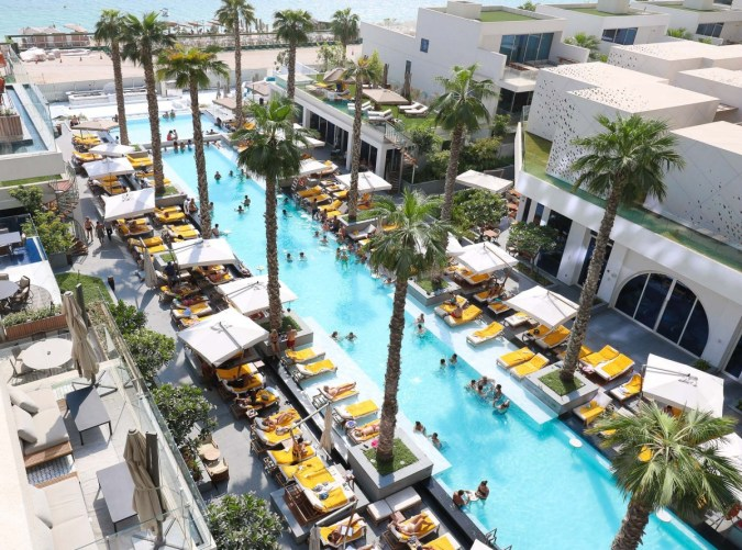 Hotel Review Viceroy FIVE the Palm Dubai-41