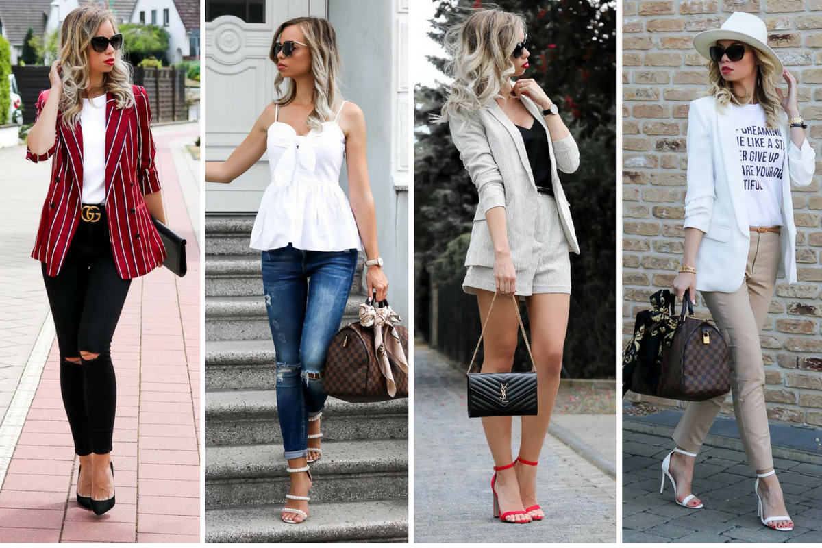 Outfit Round up May 2017