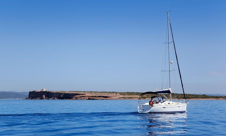 boat trip formentera