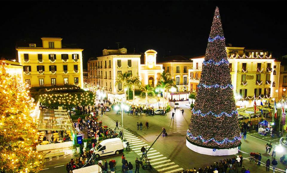 Christmas time in Sorrento