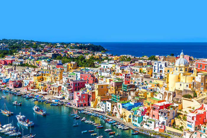 Procida. What to see during a day-trip to the island